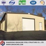 Sinoacmeのプレハブの鋼鉄金属フレームの倉庫の構築