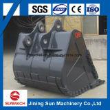 Cubeta da rocha da máquina escavadora de Hitachi Zx210 Zx200 Zx450 Ex200 Ex120 Ex60