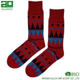 Socken-Hersteller-Baumwollmens-Socken