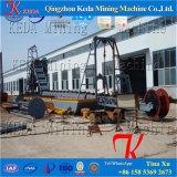 金鉱山の浚渫機のKedaの機械装置