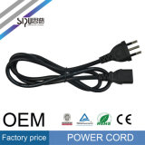 Computer-Energien-Kabel des Sipu Brasilien Wechselstrom-Netzkabel-Großverkauf-3-Pin