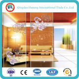 410mm Geen Zuur Geëtstc Glas Figureprint (berijpt glas)