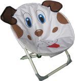折るキャンプの屋外の金属の月の椅子