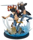 One Piece Plastic Action Figure Lembranças