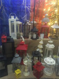 Holiday Lantren Decoratian Warm Festival Luz