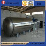 YZG aço inoxidável Vacuum Horizontal máquina de secagem