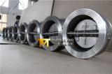 Valvola di ritenuta della cialda dell'acciaio inossidabile API594 (H77X-10/16)