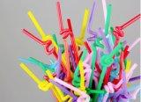 Paglie flessibili a gettare della plastica delle cannucce da 10.3 pollici