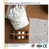 De Platen van het bamboe voor Samengeperste Handdoeken