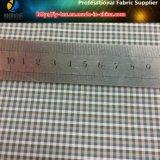 Tela teñida de la verificación de los hilados de polyester mini para la chaqueta/el Windbreaker/la ropa/la guarnición (YD1174)