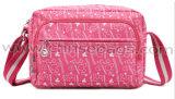女性の昇進袋のための余暇のピンク袋