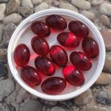 Seabuckthorn Berry Oil Rich em Omega-7 para Suplemento Nutricional