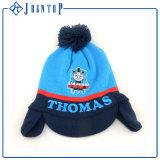 Cappello della sciarpa del Knit ed insieme su ordinazione del guanto