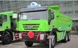 [إيفك] [جنلون] [6إكس4] 25 طن شاحنة قلّابة ثقيلة مع سعر جيّدة لأنّ عمليّة بيع