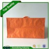 Sacchetto di acquisto tessuto laminato promozione su ordinazione della fabbrica