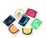 Saco de compra Foldable do multi poliéster barato das cores