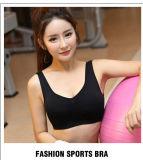 Спорты гимнастики оптовой продажи износа йоги йога женщин девушок тонкая верхняя