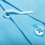 Clips en tissu en forme d'U Clips en plastique transparent pour chemise (CD018-4)
