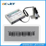 Ordinateur de poche automatique de code à barres et date de péremption Ink-Jet (l'imprimante à jet d'EC700)