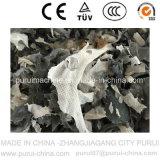 폐기물 플라스틱 재생을%s 플라스틱 세탁기 (PP 짠것이 아닌 직물)