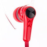Ex790na Cancelamento de ruído TPE Sport Earphone para celular