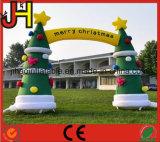 Decoración inflable de la Navidad, arco inflable de la Navidad