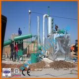 85%-90% aceite lubricante de la tarifa de producción del petróleo que recicla el equipo al estándar europeo diesel