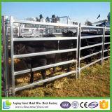 Pátio galvanizado quente para quintais de gado DIP para equipamento de pecuária
