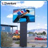 Painel de parede video ao ar livre do diodo emissor de luz da cor cheia
