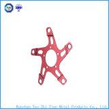Pieza que trabaja a máquina modificada para requisitos particulares del CNC de la alta calidad de aluminio