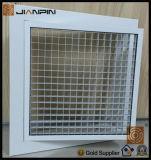 Het Traliewerk van de Lucht van het Krat van het Ei van het Aluminium van de goede Kwaliteit voor Airconditioning