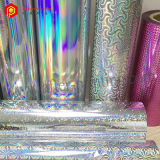 Pellicola olografica della laminazione metallizzata BOPP di lucentezza per il pacchetto