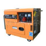 AC三相携帯用ガソリン発電機7kVAの発電機