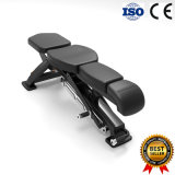 高品質の体操の多機能の調節可能なベンチの強さ機械