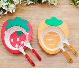 BPA geben eingestellte Eco das Bambusfaser-Küchenbedarf-Kind-Essgeschirr frei (YK-KS009)