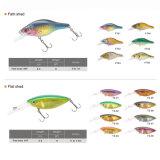 Attrait de pêche d'alose de Fatti de crochet de Mustad d'acier inoxydable des prix inférieurs