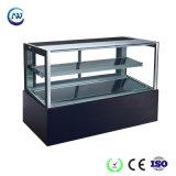 승인되는 대리석 기본적인 빵집 냉각기 또는 생과자 전시 내각 또는 케이크 냉장고 세륨 (R780V-M2)