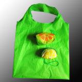 Творческие хозяйственные сумки полиэфира лимона моделей способа продают изготовленный на заказ мешок оптом клубники полки