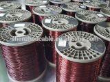 Alambre de aluminio revestido del CCA del alambre del cobre al por mayor