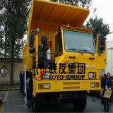 판매를 위한 Sinotruck HOWO 덤프 트럭 팁 주는 사람 트럭