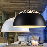 Lámpara pendiente colgante de interior simple moderna de la fuente de la fábrica en el restaurante F