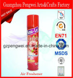 Hot Sale Lemon Scent Aerosol Air Freshener