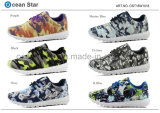 Bunt Sports Form Dame Shoes mit Gewebe-Oberleder