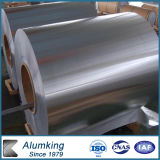 Bobina di alluminio 1060 di rivestimento dello specchio di rotolamento per la decorazione del soffitto