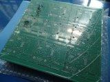 緑のSoldermaskのPCBのボード4の層HASLは機械化をV切った