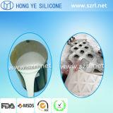 Borracha de silicone RTV de platina curada para moldagem de concreto