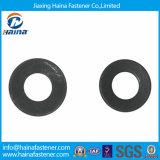 Rondelle de glissade noire des rondelles DIN125 galvanisées