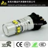 linterna auto de la lámpara de la niebla del poder más elevado LED de la luz del coche de 50W LED con T10 T20, base ligera de Xbd del CREE del socket de H1/H3 H16 Pw24