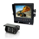 手段のAhd 720pの逆の眺め車のカメラの防水夜間視界バックアップHDのカメラ