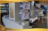 Machine d'impression flexographique à grande vitesse de 6 couleurs avec Anilox en céramique